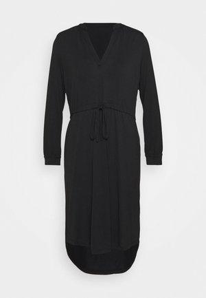 SLFMIE DAMINA DRESS - Jerseykjole - black