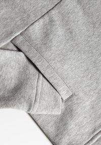 The North Face - B SLACKER 1/4 ZIP - Hoodie - tnf light grey heather - 5