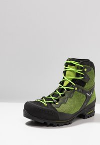 Salewa - MS RAVEN 3 GTX - Pohorky - grisaille/tender shot - 2