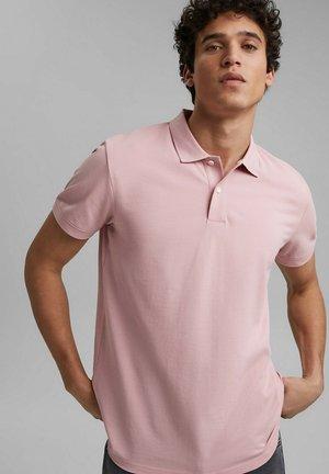 Polo shirt - pastel pink