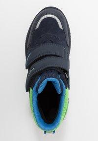 Superfit - STORM - Classic ankle boots - blau/grün - 1