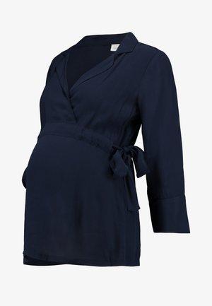MLEWA - Bluse - navy blazer