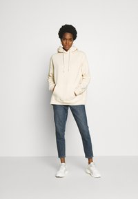 Nly by Nelly - OVERSIZED HOODIE - Mikina skapucí - beige - 1