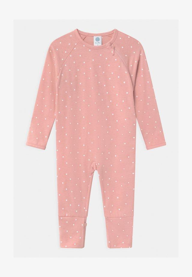 OVERALL LONG  - Pyjama - silver pink