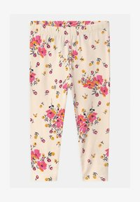 GAP - TODDLER GIRL - Leggings - white - 0