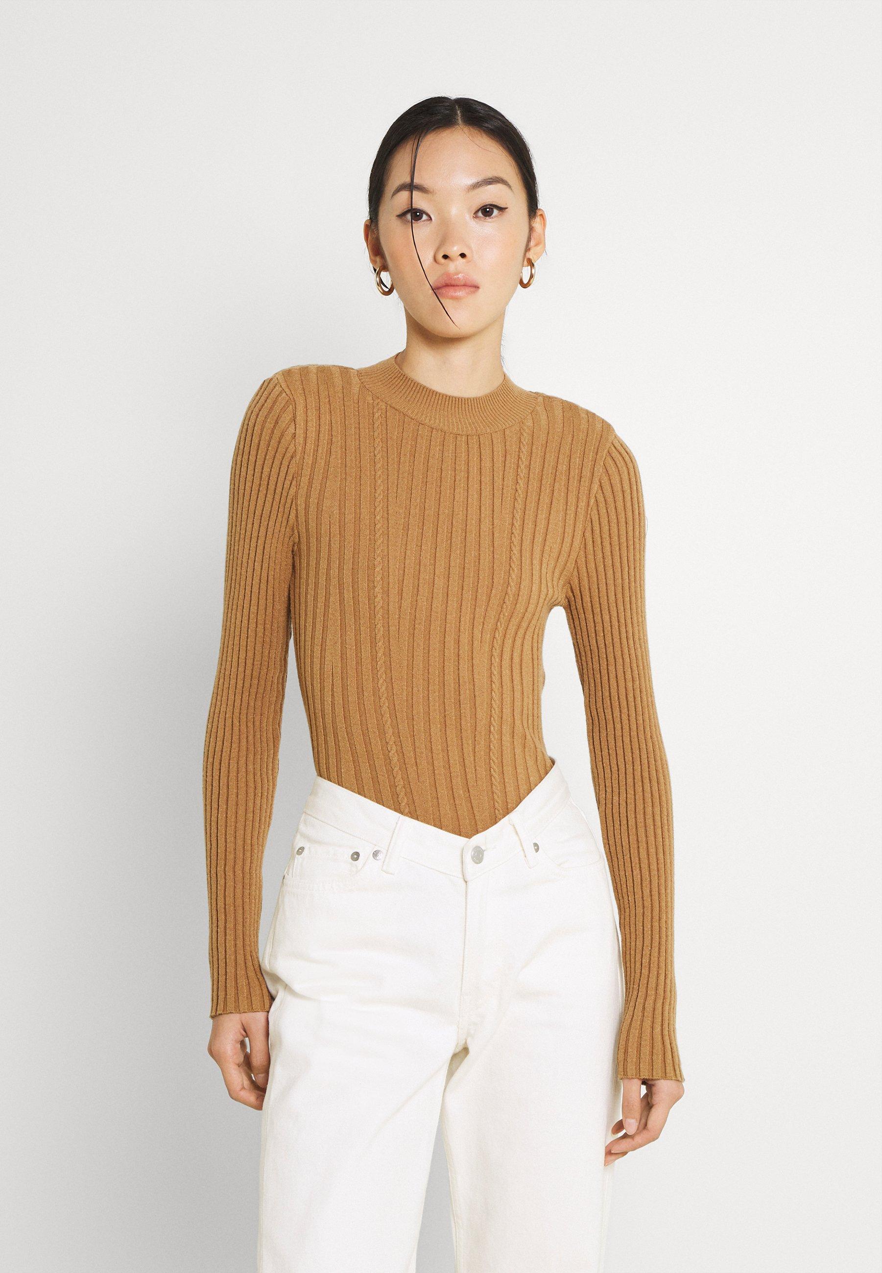 Femme ONLLORENA POWER SHOULDER  - Pullover