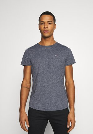 SLIM JASPE C NECK - T-shirt basic - twilight navy