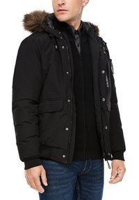 s.Oliver - Winter jacket - black - 0