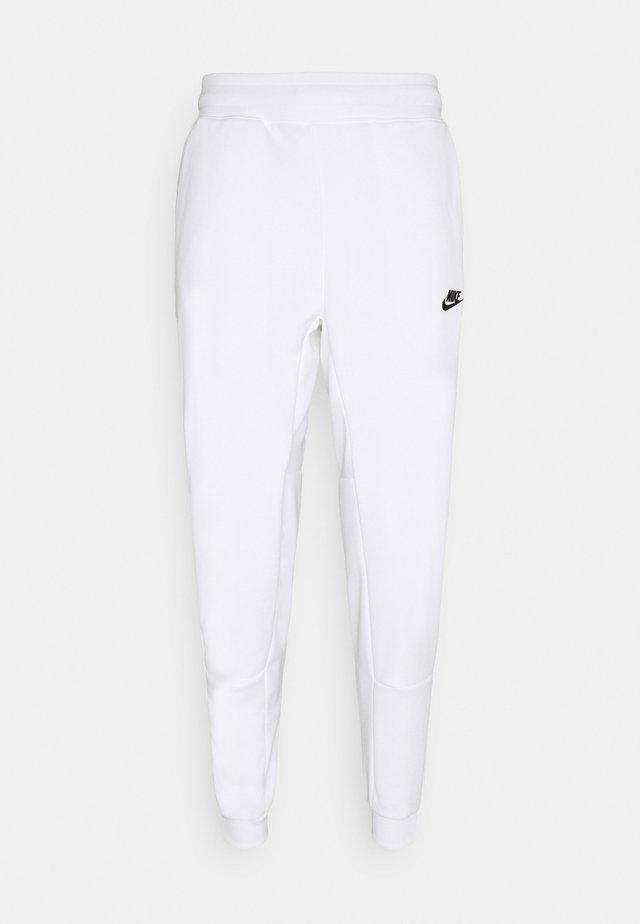 TRIBUTE - Pantalon de survêtement - white/black