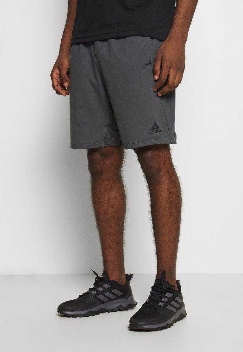 adidas Performance - Sports shorts - GREY