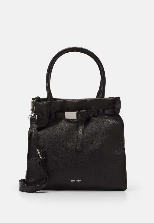 SINDY - Handbag - black