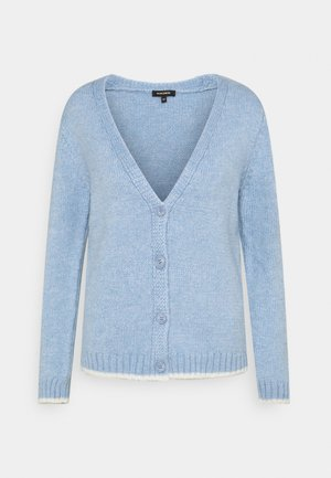 CARDIGAN - Cardigan - cloudy blue