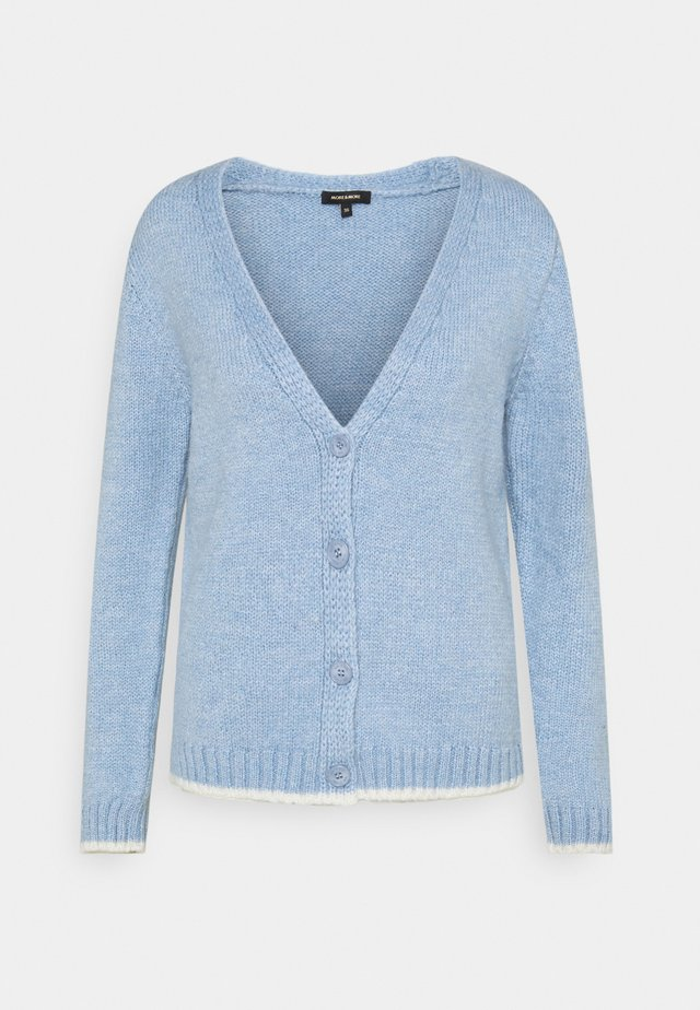 CARDIGAN - Kardigan - cloudy blue