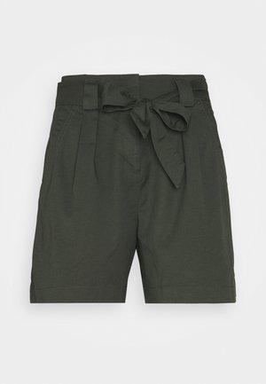 PAPERBAG - Shorts - khaki green