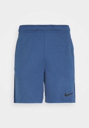 TRAIN - Pantalón corto de deporte - mystic navy/blue void/black