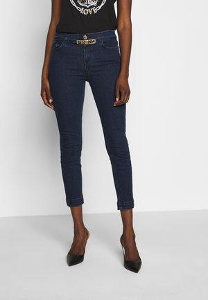 SABRINA TROUSERS - Jeans Skinny Fit - dark blue