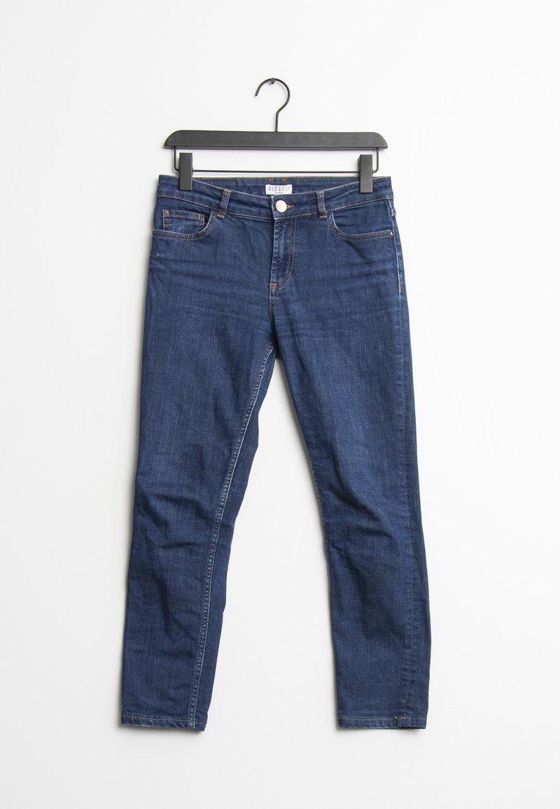 Claudie Pierlot - Slim fit jeans - blue