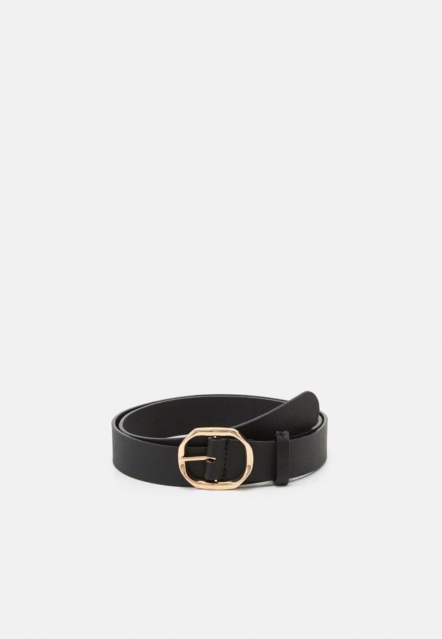 LEATHER - Cintura - black