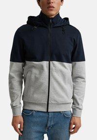 edc by Esprit - Zip-up sweatshirt - navy - 5