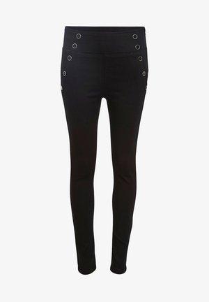 Slim fit jeans - denim noir
