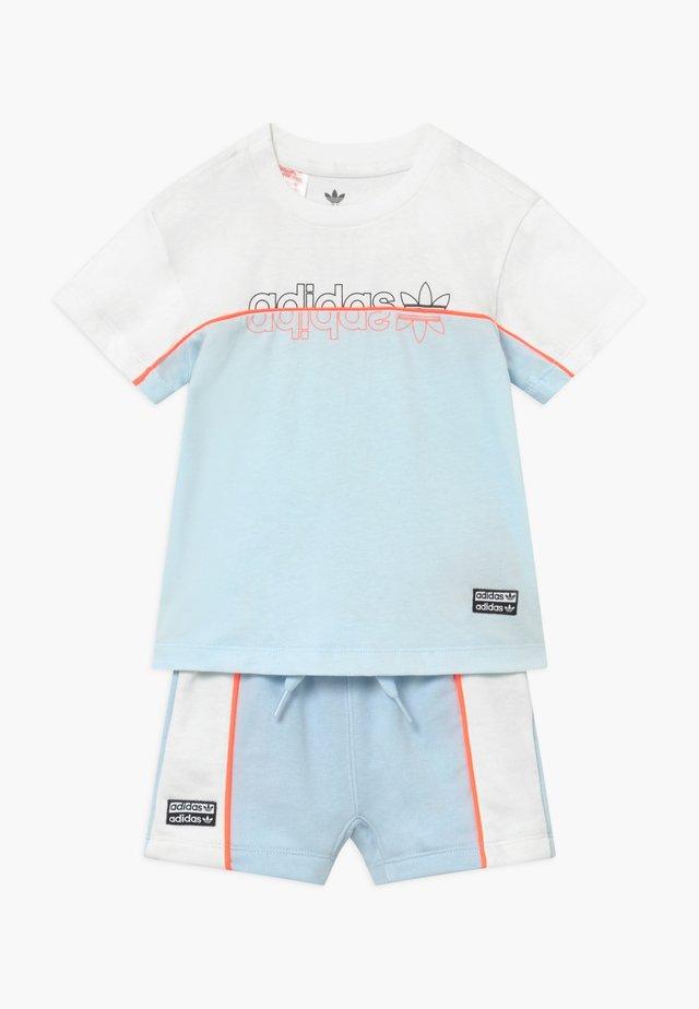 SET - Pantalon classique - blue