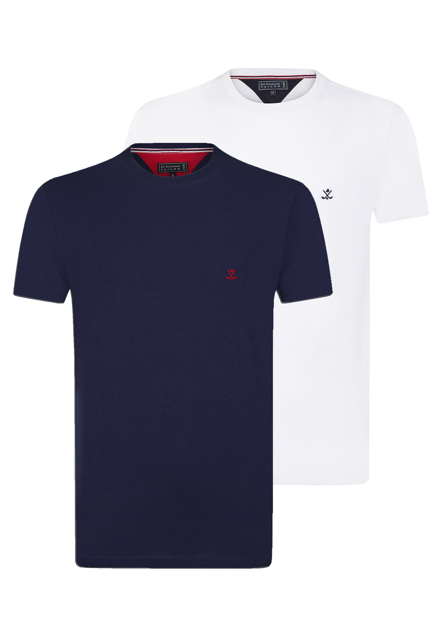 Uomo 2ER PACK - T-shirt basic