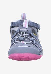 Keen - SEACAMP - Sandals - grey/rose - 4