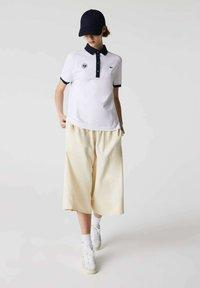 Lacoste Sport - Polo shirt - weiß navy blau - 1