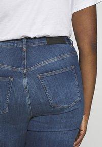 JUNAROSE - by VERO MODA - JRZERO - Jeans Skinny Fit - light blue denim - 4
