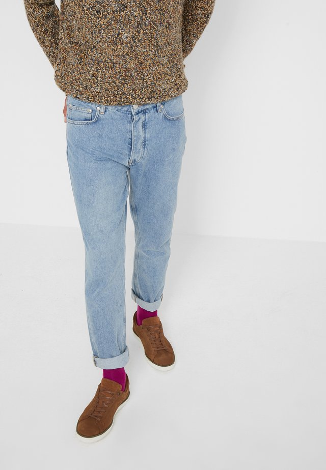BEN  - Jeans Relaxed Fit - distressed blue