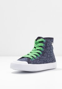 Walnut - EMPIRE - High-top trainers - dark blue - 2