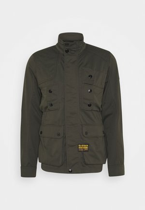 HUNTING FIELD SOFTSHELL  - Summer jacket - asfalt