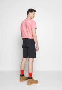 Norrøna - FALKETIND FLEX SHORTS - Outdoor shorts - caviar - 2