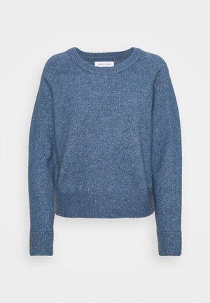 NOR SHORT - Džemperis - china blue