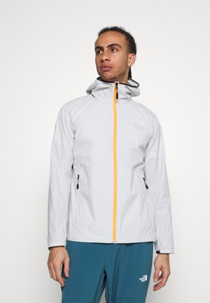 CIRCADIAN WIND JACKET - Outdoorjacka - tin grey