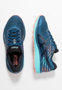 ASICS - GEL-CUMULUS 21 G-TX - Zapatillas de running neutras - mako blue/midnight - 1