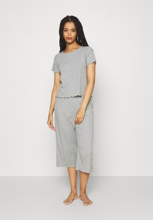SET - Pyjama set - dark grey