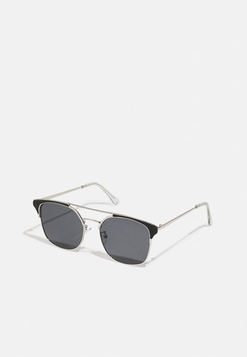 WAYFARER - Sunglasses - silver-coloured