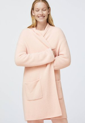 SOFT TOUCH FLUFFY  - Badjas - rose
