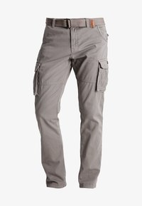 INDICODE JEANS - WILLIAM - Cargo trousers - greige - 3