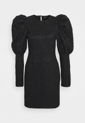 PETRINA DRESS - Korte jurk - black
