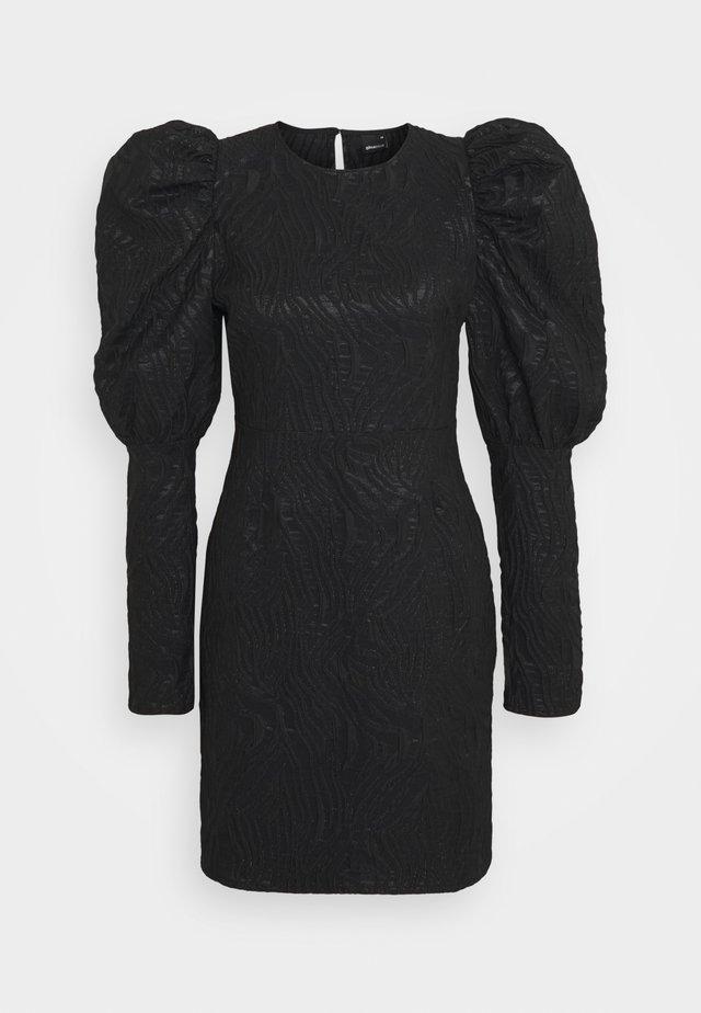 PETRINA DRESS - Vestito estivo - black