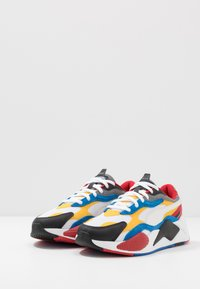 Puma - RS-X UNISEX - Sneakers basse - white/spectra yellow/black - 2