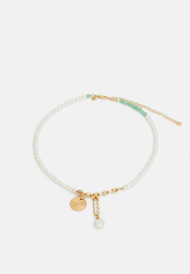 VERONA NECKLACE - Halsband - gold-coloured