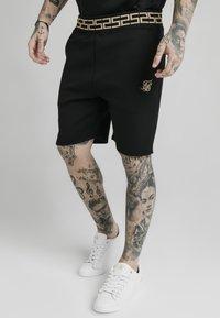 SIKSILK - Shorts - black - 0