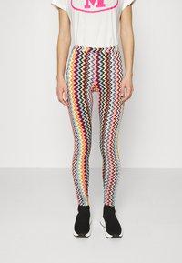 M Missoni - Leggings - Trousers - multicolor - 0