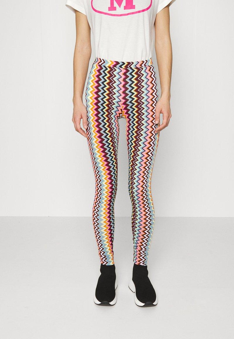 M Missoni - Leggings - Trousers - multicolor