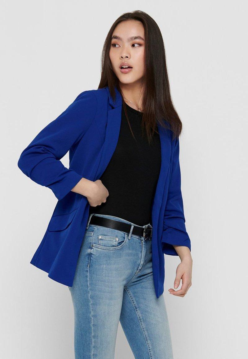 ONLY - CAROLINA DIANA - Blazer - mazarine blue