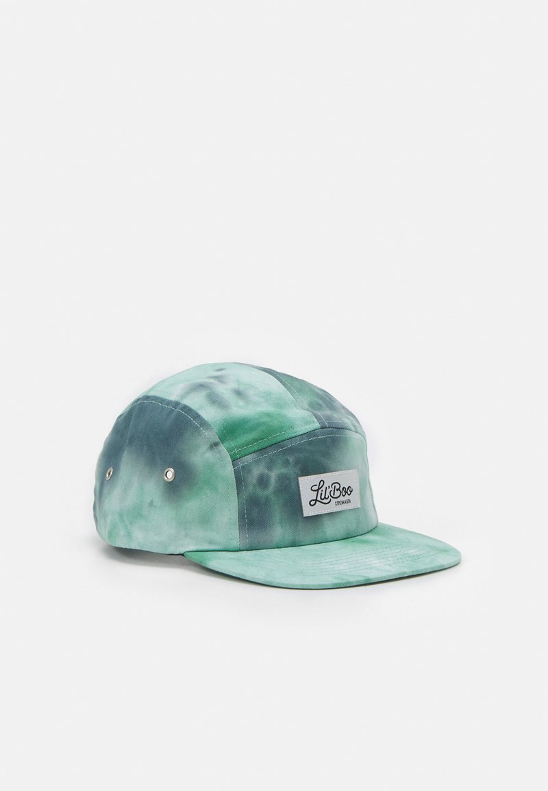 Lil'Boo - 5 PANEL TIE DYE UNISEX - Cap - green/black