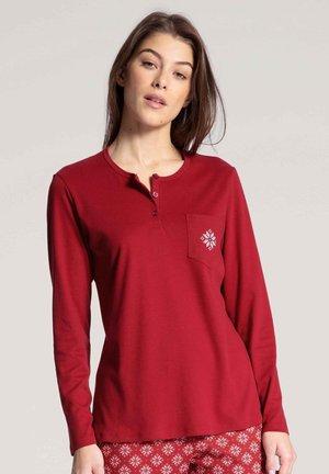 Pyjama top - rio red